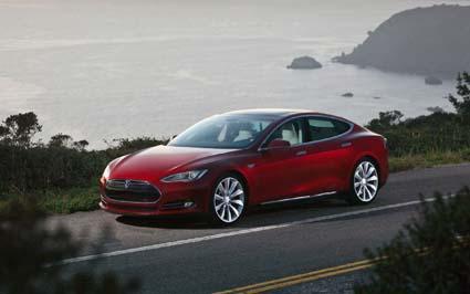 Tesla x och S 1