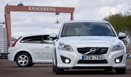 Volvo och siemens 1