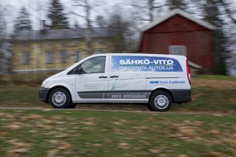 ellastbil för närdistribution 2