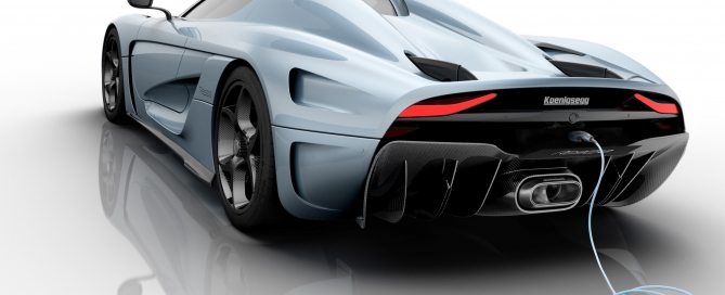 Koenigsegg_Regera_rear_powerplug