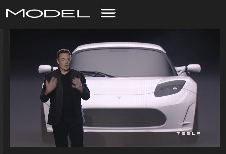 Musk Roadster