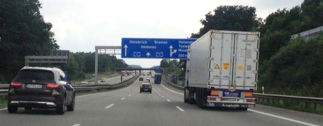 Autobahn Bremen