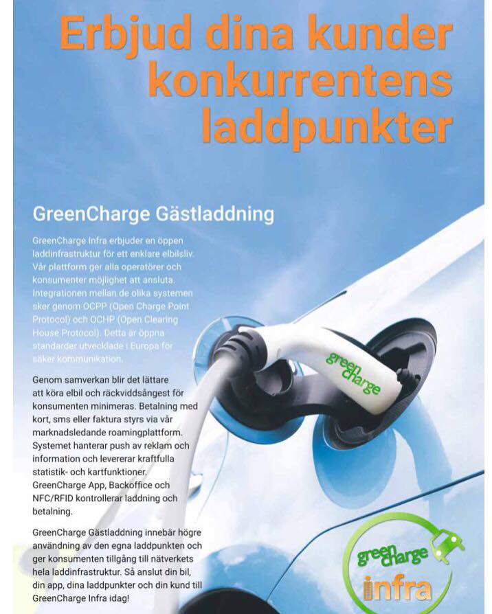 GreenCharge Infra