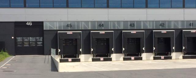 46:e leveransporten i Teslas anläggning.