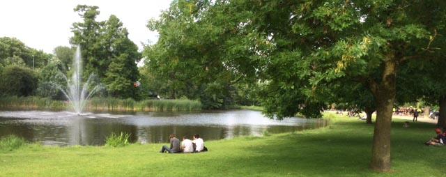 Vy Vondelpark