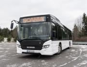 Scania elbussar
