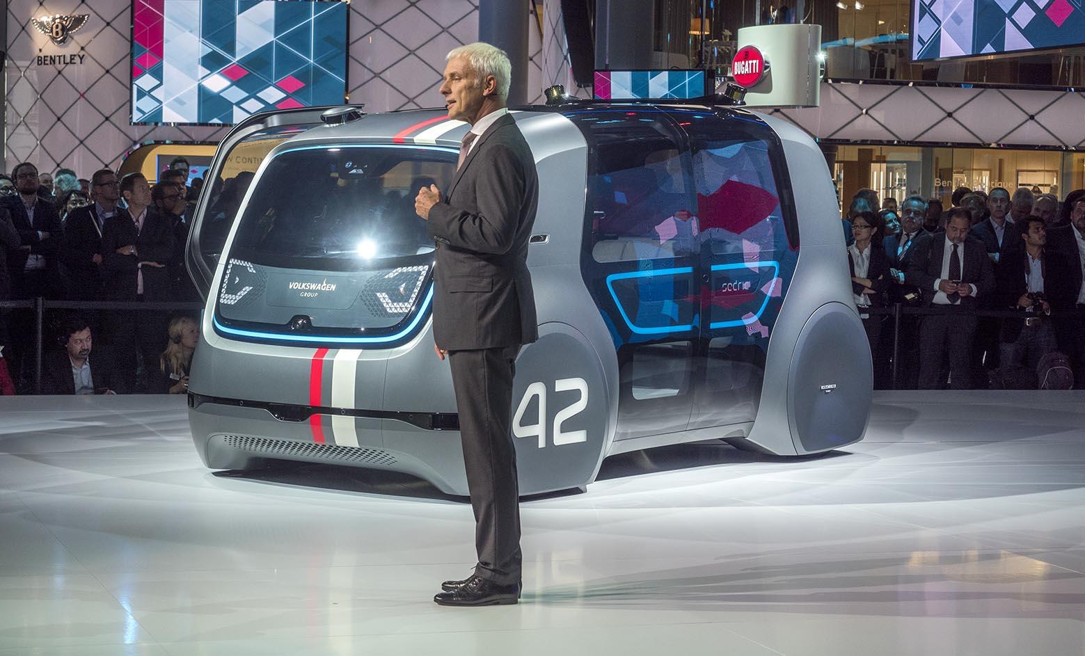 VW vd Matthias Müller