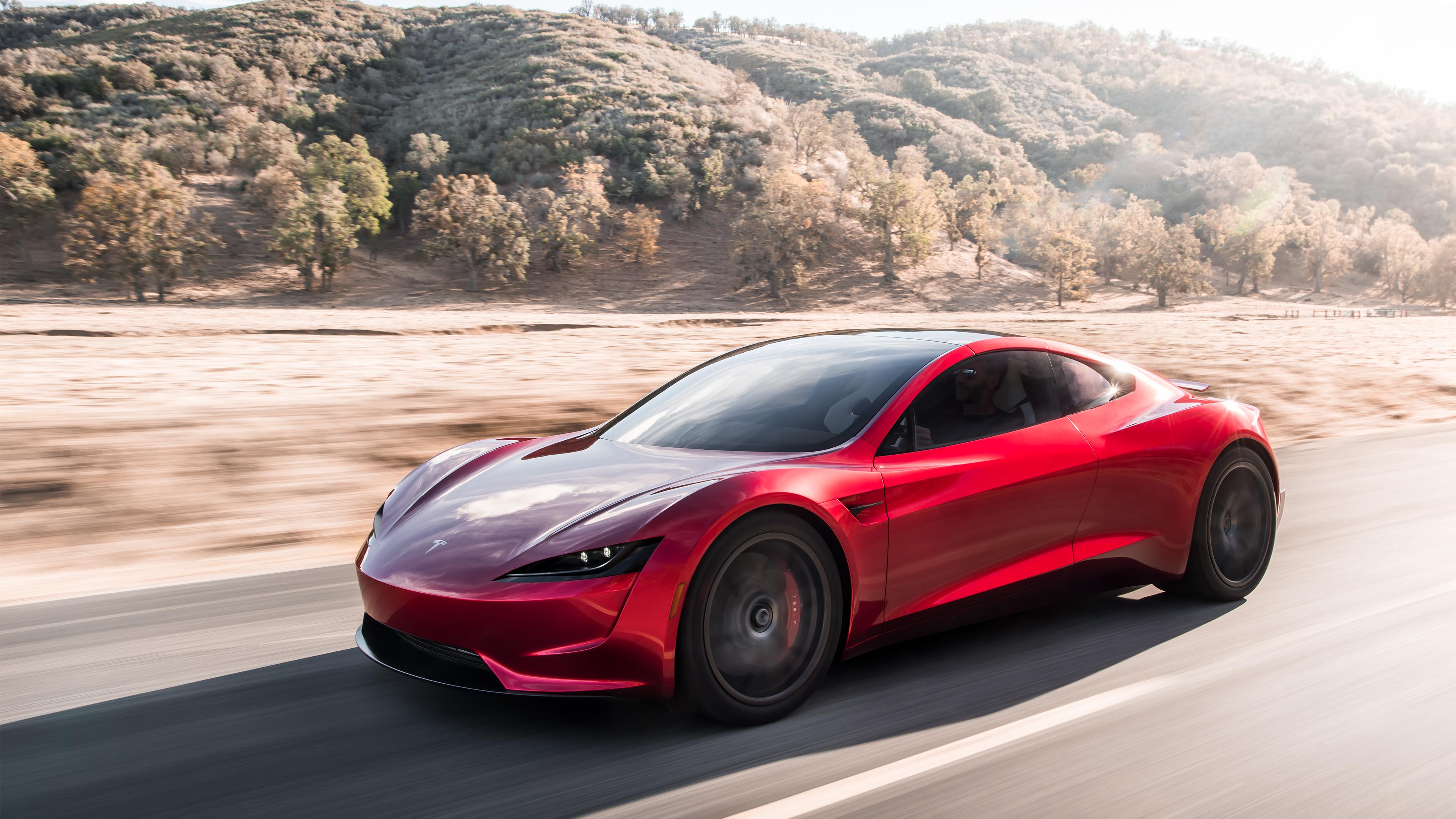 Nya Tesla Roadster ska bli världens snabbaste serietillverkade bil enlig Tesla.