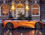God Jul BMW