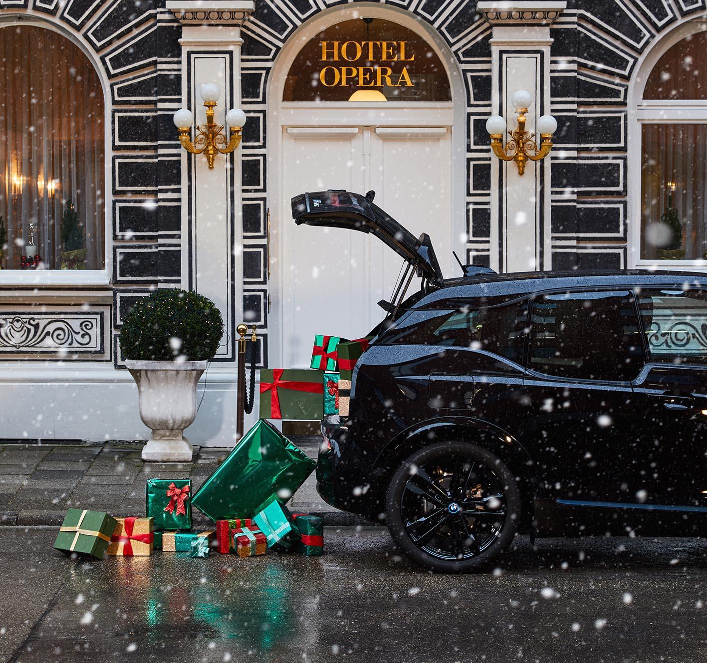 God Jul BMW 2