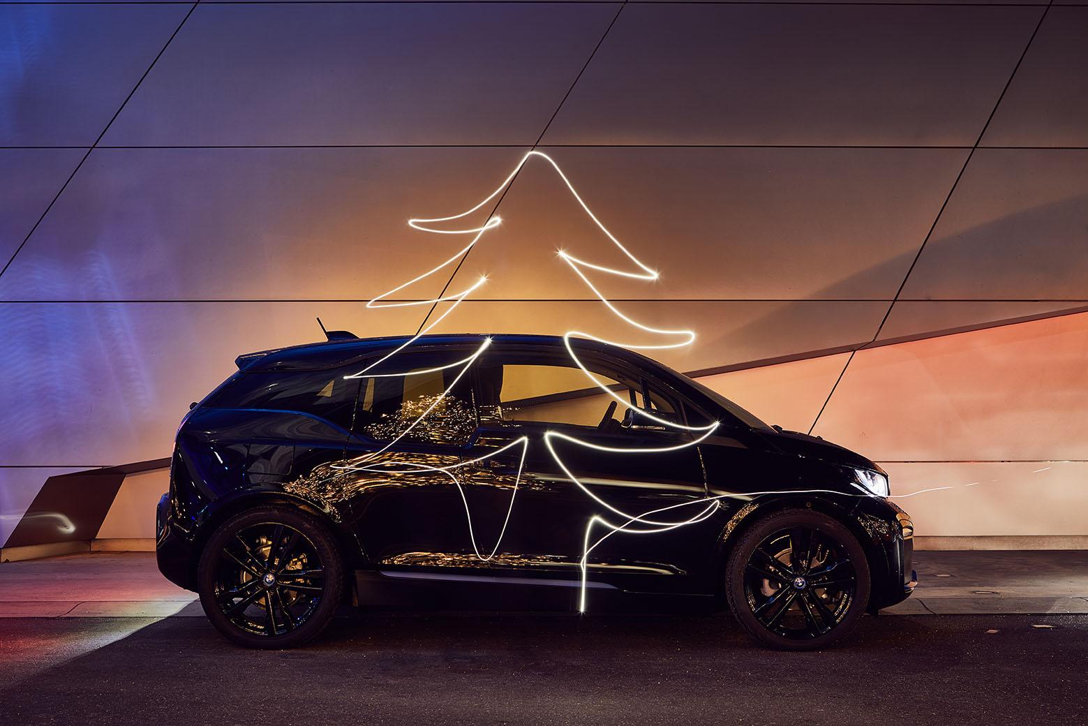 God Jul BMW 3