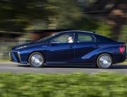 Bränslecellsbilen Toyota Mirai