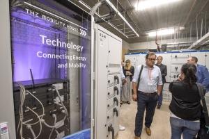 Datorclustret som styr elhandel och batterilagring