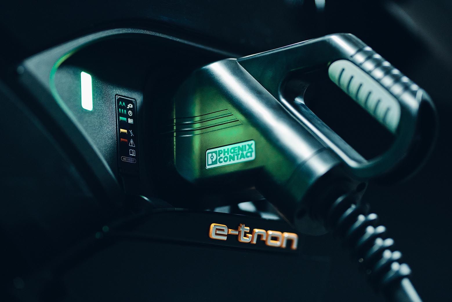 Electric cars as part of the energy transition